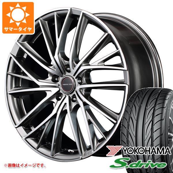 サマータイヤ 165/40R16 70V REINF ヨコハマ DNA S.ドライブ ES03N ヴァーテックワン ヴァルチャー 5.0-16 タイヤホイール4本セット