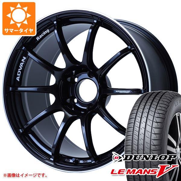 2021新発 サマータイヤ 245/50R18 ルマン5 100W LM5 ダンロップ ルマン5 LM5 アドバンレーシング 100W RS3 8.5-18 タイヤホイール4本セット, オリジナル照明屋HOM:9d1a96b3 --- sap-latam.com