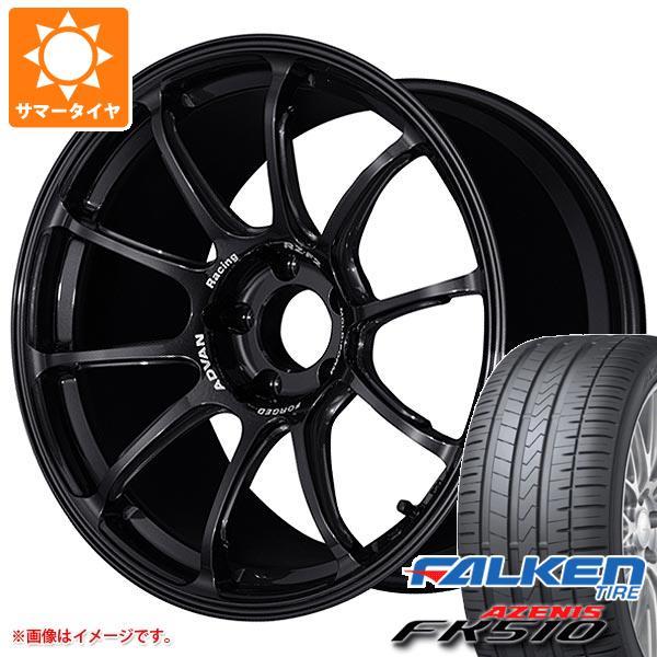サマータイヤ 225/40R18 92Y XL ファルケン アゼニス FK510 アドバンレーシング RZ-F2 8.0-18 タイヤホイール4本セット
