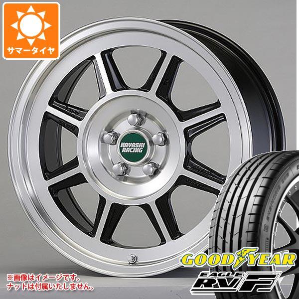 新規購入 サマータイヤ 215 RV-F/45R17 7.5-17 STL 91W XL グッドイヤー イーグル RV-F ハヤシレーシング ハヤシストリート STL 7.5-17 タイヤホイール4本セット:タイヤ1番, 熊猫ハウス:c70eff78 --- fricanospizzaalpine.com