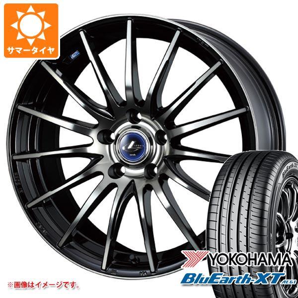 大人の上質  サマータイヤ 235 ヨコハマ/55R18 100V 05 ヨコハマ ブルーアースXT AE61 レオニス サマータイヤ ナヴィア 05 8.0-18 タイヤホイール4本セット, haruオンラインショップ:314abf43 --- blacktieclassic.com.au