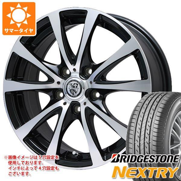 サマータイヤ 215/70R15 98S ブリヂストン ネクストリー TRG-BAHN XP 6.0-15 タイヤホイール4本セット