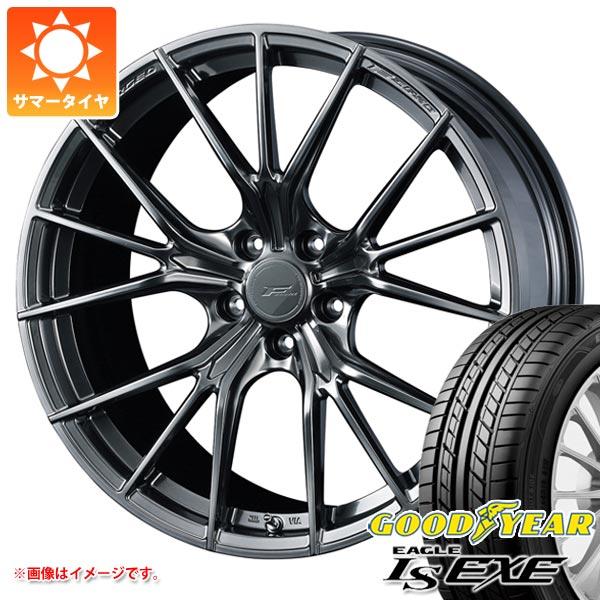 サマータイヤ 245/35R20 95W XL グッドイヤー イーグル LSエグゼ F ゼロ FZ-1 8.5-20 タイヤホイール4本セット
