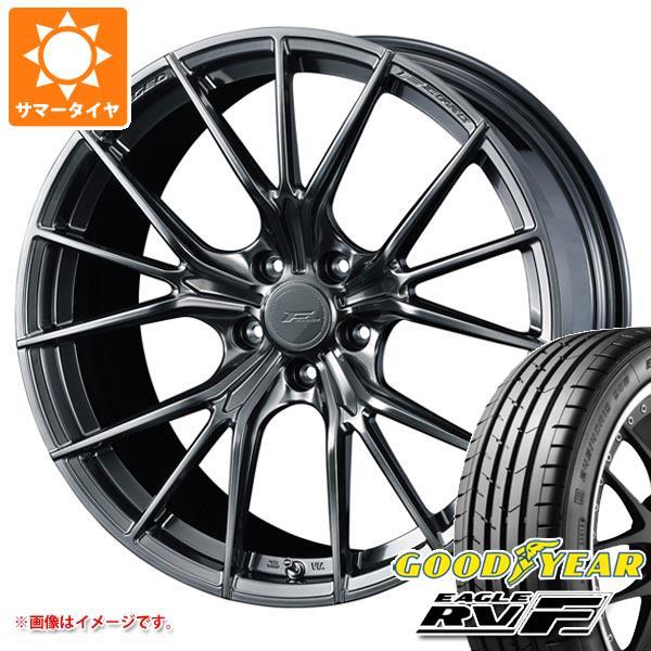 サマータイヤ 245/35R20 95W XL グッドイヤー イーグル RV-F F ゼロ FZ-1 8.5-20 タイヤホイール4本セット