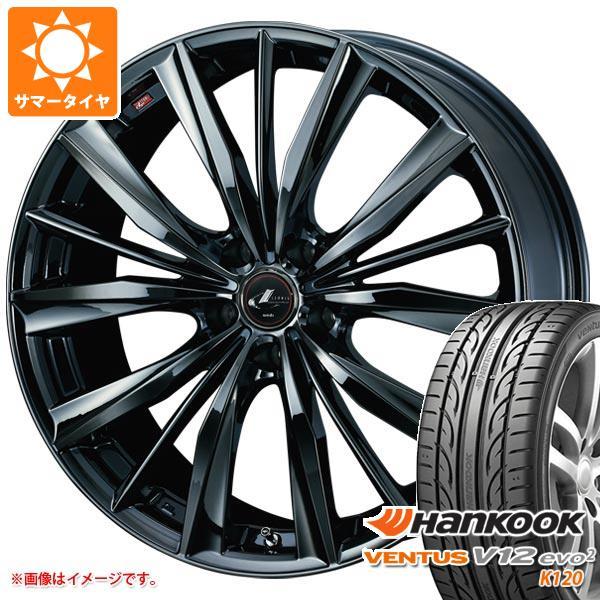 特売 サマータイヤ サマータイヤ 215/45R18 VX 93Y XL ハンコック K120 ベンタス V12evo2 K120 レオニス VX 7.0-18 タイヤホイール4本セット, ザマシ:e755adf4 --- easyacesynergy.com