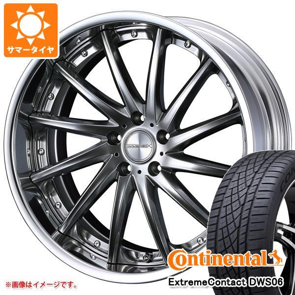 正規品 サマータイヤ 215/45R18 93Y XL コンチネンタル エクストリームコンタクト DWS06 マーベリック 1212F 7.5-18 タイヤホイール4本セット