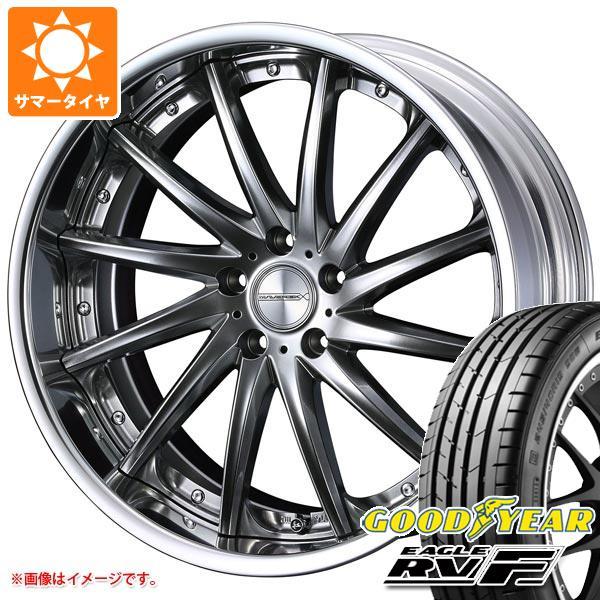サマータイヤ 225/45R18 95W XL グッドイヤー イーグル RV-F マーベリック 1212F 7.5-18 タイヤホイール4本セット