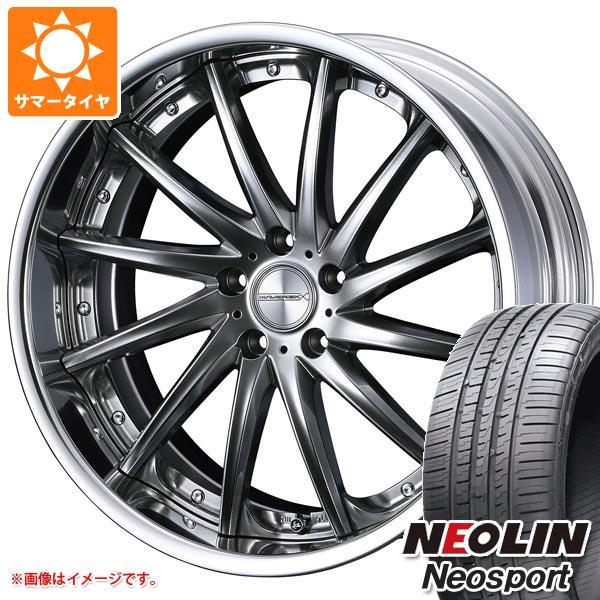 サマータイヤ 265/35R18 97Y XL ネオリン ネオスポーツ マーベリック 1212F 9.0-18 タイヤホイール4本セット