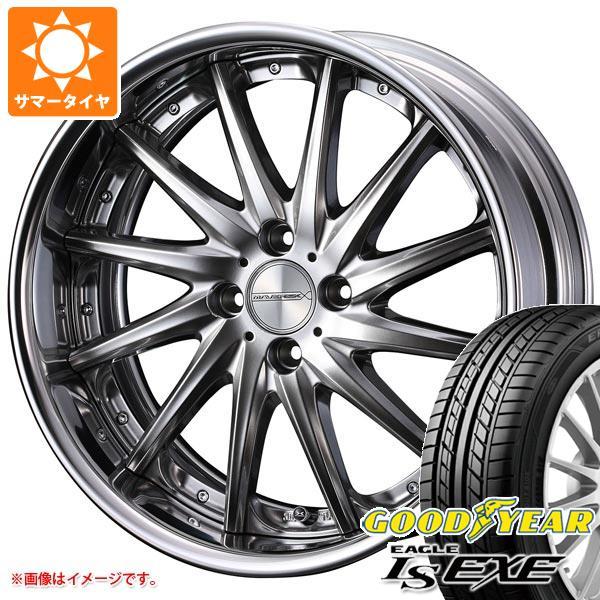 サマータイヤ 205/40R17 84W XL グッドイヤー イーグル LSエグゼ マーベリック 1212F 軽・コンパクトカー用 6.5-17 タイヤホイール4本セット
