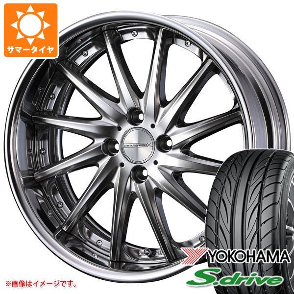 サマータイヤ 165/40R16 70V REINF ヨコハマ DNA S.ドライブ ES03 ES03N マーベリック 1212F 軽・コンパクトカー用 5.5-16 タイヤホイール4本セット