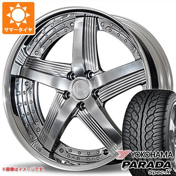 サマータイヤ 235/35R20 92W XL ヨコハマ パラダ スペック-X PA02 アミスタット ライエン C010 8.0-20 タイヤホイール4本セット