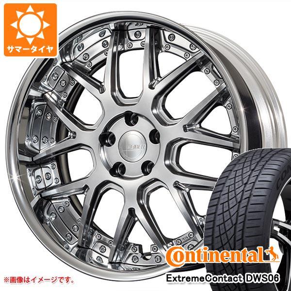 正規品 サマータイヤ 245/40R20 99Y XL コンチネンタル エクストリームコンタクト DWS06 アミスタット ライエン M07 8.5-20 タイヤホイール4本セット