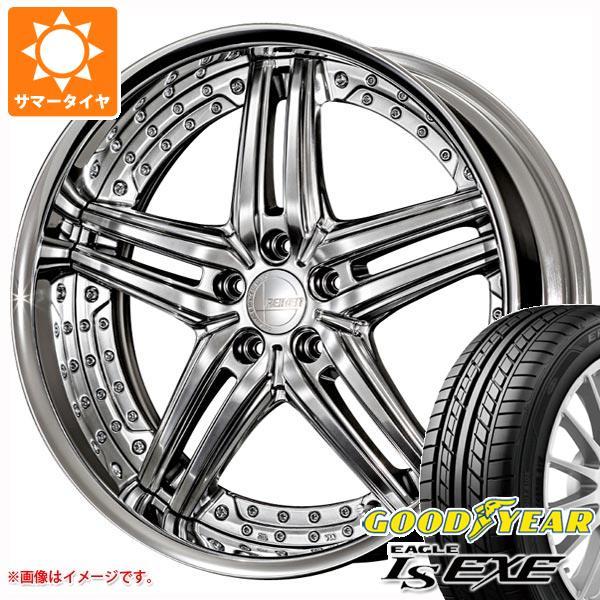 サマータイヤ 245/40R20 99W XL グッドイヤー イーグル LSエグゼ アミスタット ライエン S05 8.5-20 タイヤホイール4本セット
