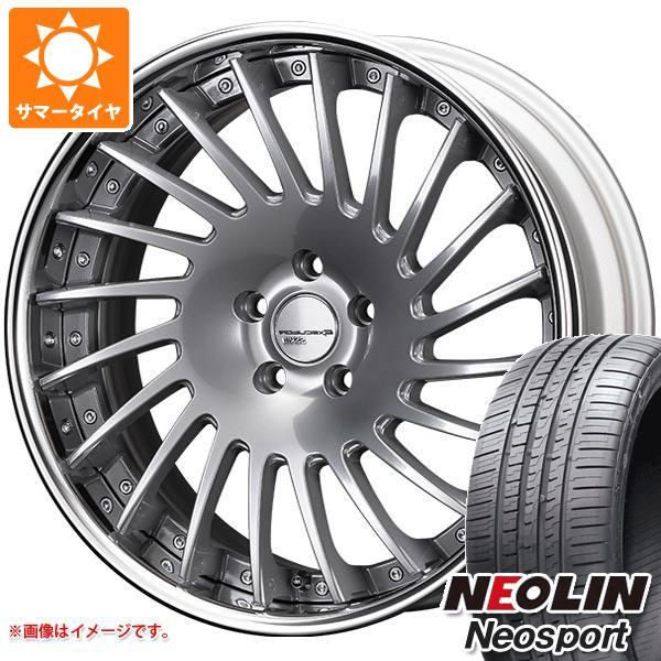 サマータイヤ 245/30R20 95W XL ネオリン ネオスポーツ SSR エグゼキューター CV05 8.5-20 タイヤホイール4本セット