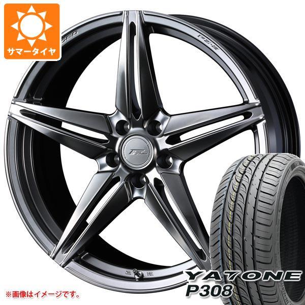 ファッションの サマータイヤ 245/35R19 8.0-19 93W XL ヤトン P308 F 93W サマータイヤ ゼロ FZ-3 8.0-19 タイヤホイール4本セット, 山形金庫:30848c87 --- mail.galyaszferenc.eu