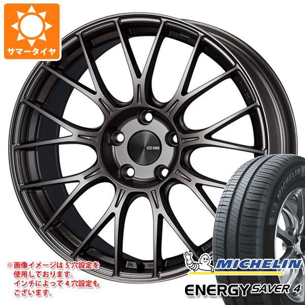 サマータイヤ 185/65R15 92H XL ミシュラン エナジーセイバー4 ENKEI エンケイ パフォーマンスライン PFM1 6.0-15 タイヤホイール4本セット