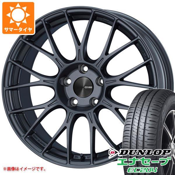 サマータイヤ 185/65R15 88S ダンロップ エナセーブ EC204 ENKEI エンケイ パフォーマンスライン PFM1 6.0-15 タイヤホイール4本セット