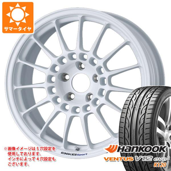 【初回限定】 サマータイヤ 225/45R17 94Y XL ハンコック XL 94Y ベンタス V12evo2 K120 ベンタス エンケイ スポーツ RC-T5 8.0-17 タイヤホイール4本セット, クリエイションファクトリー:5cc81ca9 --- avpwingsandwheels.com