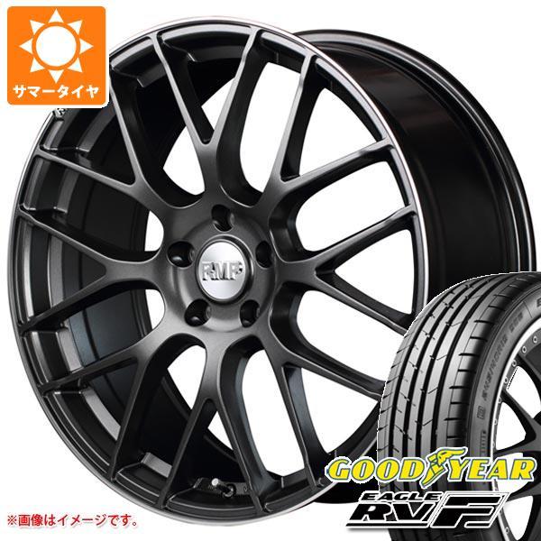 サマータイヤ 215/45R18 93W XL グッドイヤー イーグル RV-F RMP 028F 7.0-18 タイヤホイール4本セット