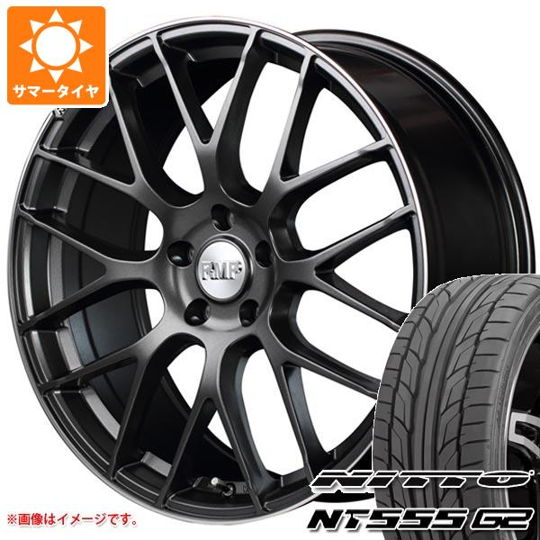 サマータイヤ 235/40R18 95Y XL ニットー NT555 G2 RMP 028F 8.0-18 タイヤホイール4本セット