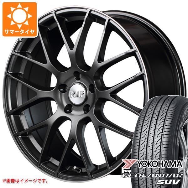 サマータイヤ 215/50R18 92V ヨコハマ ジオランダーSUV G055 RMP 028F 7.0-18 タイヤホイール4本セット