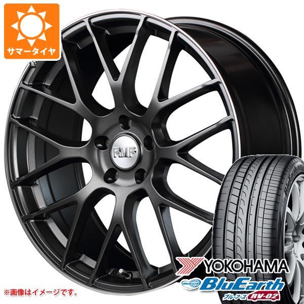 サマータイヤ 245/40R19 98W XL ヨコハマ ブルーアース RV-02 RMP 028F 8.0-19 タイヤホイール4本セット