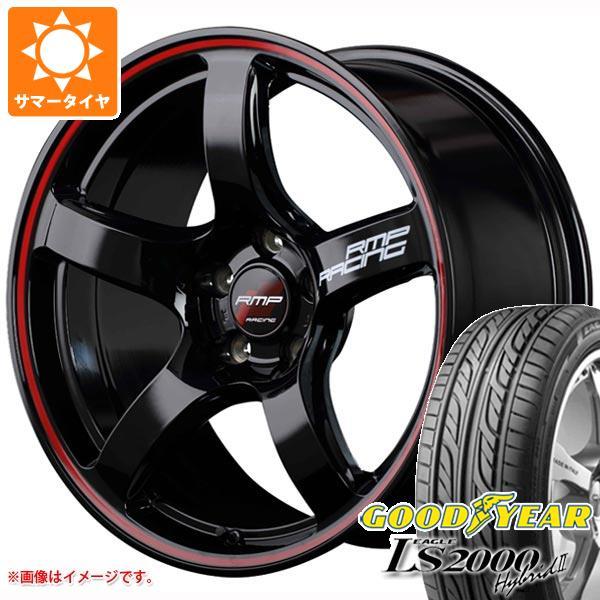 サマータイヤ 165/50R15 73V グッドイヤー イーグル LS2000 ハイブリッド2 RMP レーシング R50 5.0-15 タイヤホイール4本セット