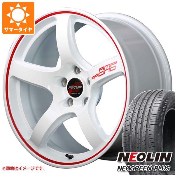 サマータイヤ 205/45R16 87W XL ネオリン ネオグリーンプラス RMP レーシング R50 6.0-16 タイヤホイール4本セット