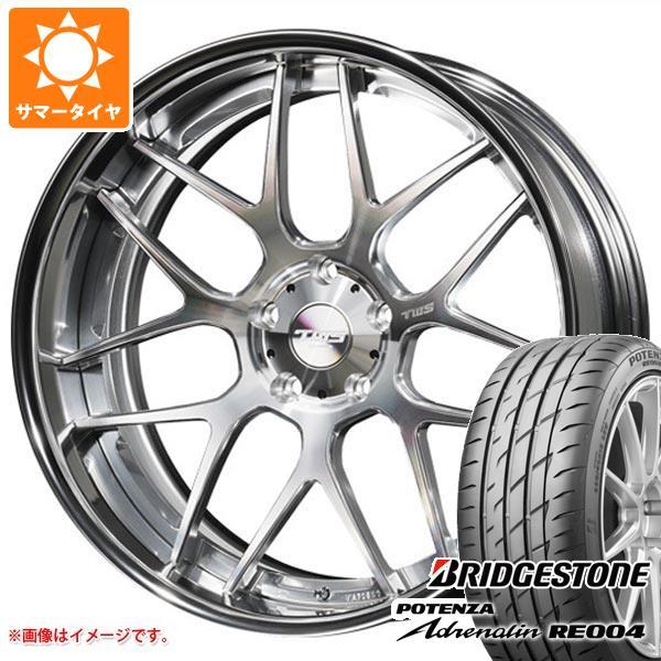 サマータイヤ 245/35R20 95W XL ブリヂストン ポテンザ アドレナリン RE004 TWS ライツェント WX07 8.5-20 タイヤホイール4本セット