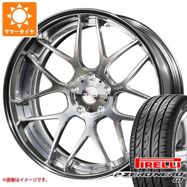 サマータイヤ 245/40R19 (98Y) XL ピレリ P ゼロ ネロ GT TWS ライツェント WX07 8.5-19 タイヤホイール4本セット