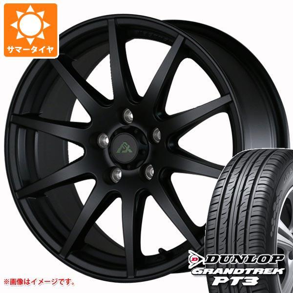 サマータイヤ 225/60R17 99V ダンロップ グラントレック PT3 ドゥオール フェニーチェ クロス XC10 MB 7.5-17 タイヤホイール4本セット
