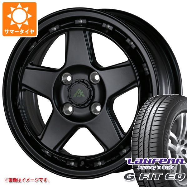 サマータイヤ 175/65R15 84T ラウフェン Gフィット EQ LK41 ドゥオール フェニーチェ クロス XC5 6.0-15 タイヤホイール4本セット