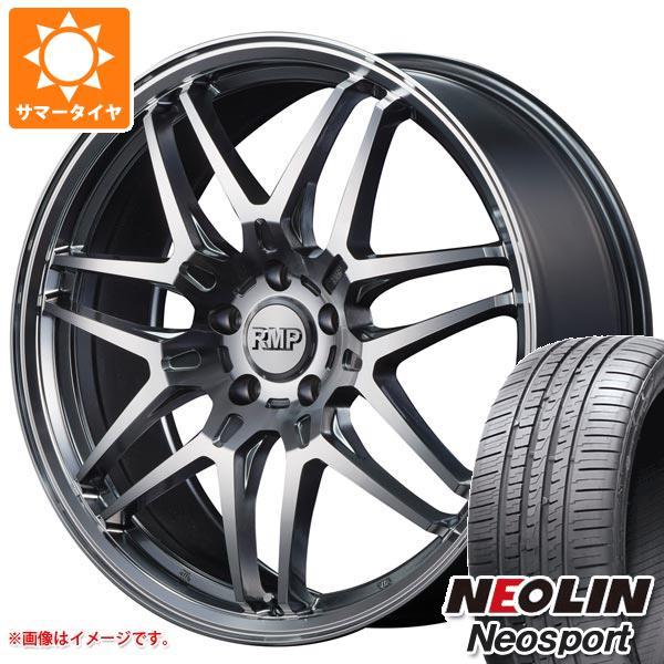 サマータイヤ 225/45R18 95W XL ネオリン ネオスポーツ RMP 720F 8.0-18 タイヤホイール4本セット
