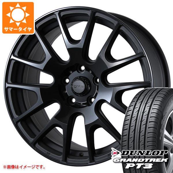競売 サマータイヤ MLJ 235/55R18 サマータイヤ 100V ダンロップ グラントレック PT3 MLJ イグナイト PT3 エクストラック 7.5-18 タイヤホイール4本セット, イワキボード:fdd0bd4c --- blacktieclassic.com.au