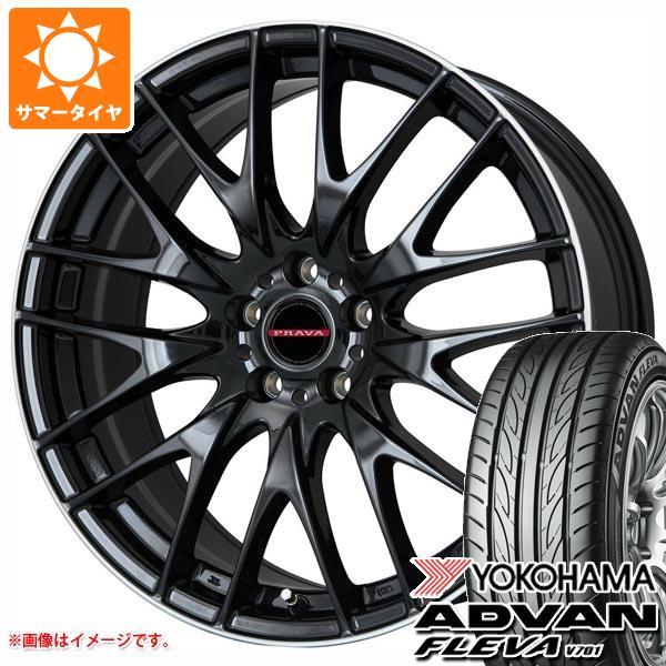 人気を誇る サマータイヤ 205/40R17 84W XL ヨコハマ タイヤホイール4本セット アドバン フレバ V701 V701 プラバ レイシーン プラバ 9M 7.0-17 タイヤホイール4本セット, TODAY IS THE DAY:d2a9c04d --- kvp.co.jp