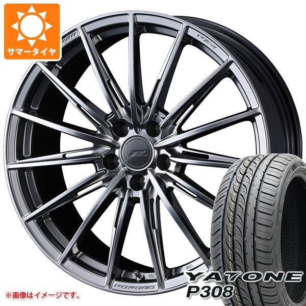 新品即決 サマータイヤ 101W 235/50R18 101W XL XL ヤトン P308 ゼロ F ゼロ FZ-4 8.0-18 タイヤホイール4本セット, 茂原市:39eafdbd --- adaclinik.com