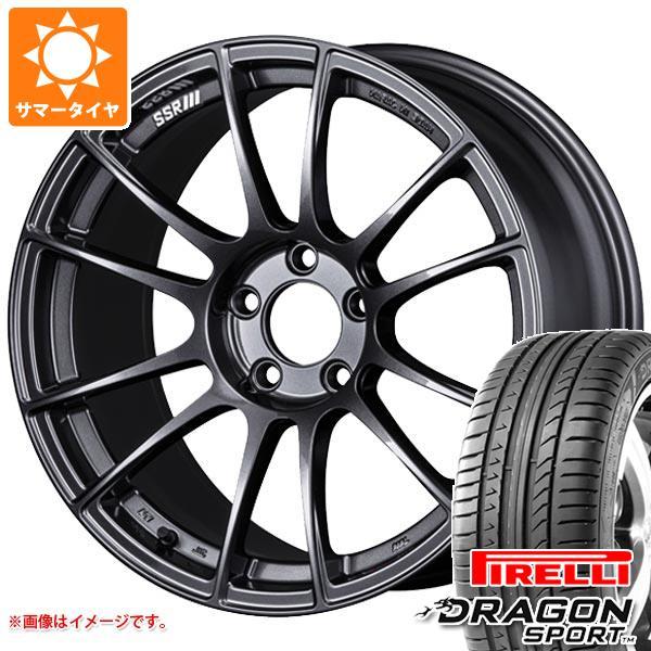 日本人気超絶の サマータイヤ 235 235/35R19/35R19 91Y XL ピレリ ピレリ ドラゴン スポーツ SSR ドラゴン GTX04 8.5-19 タイヤホイール4本セット, スマホ 手帳型 ケースShop ENYU:a47d6abf --- cranescompare.com