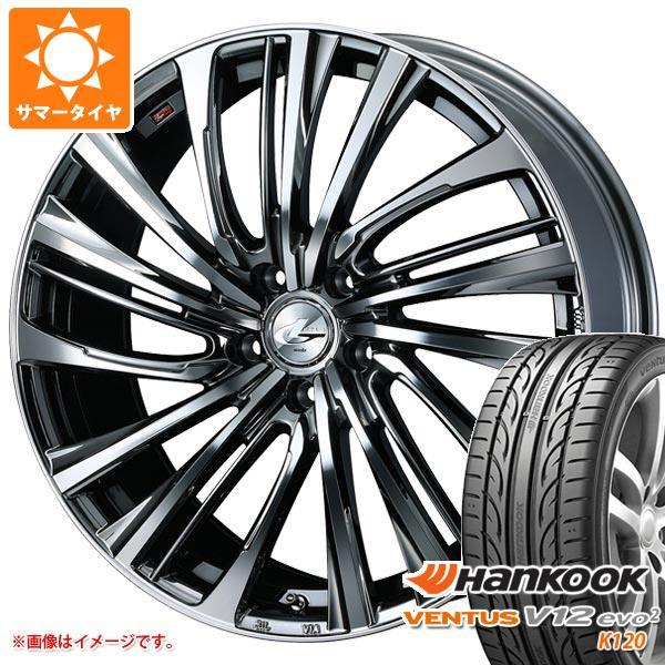 経典 サマータイヤ 245/40R19 V12evo2 98Y 8.0-19 98Y XL ハンコック ベンタス V12evo2 K120 レオニス FS 8.0-19 タイヤホイール4本セット, アリゼ:2e1e5c4d --- learningcentre.co