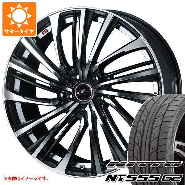 史上最も激安 サマータイヤ 245 FS/40R19 レオニス 98Y XL ニットー NT555 G2 NT555 レオニス FS 8.0-19 タイヤホイール4本セット, フクシマシ:c9df8abe --- mail.durand-il.com