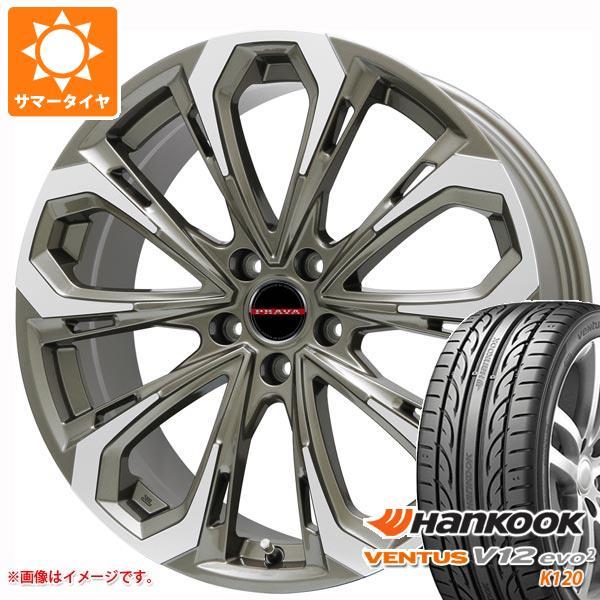 【ラッピング不可】 サマータイヤ 235/50R18 101Y K120 XL レイシーン ハンコック ベンタス 8.0-18 V12evo2 K120 レイシーン プラバ 5X 8.0-18 タイヤホイール4本セット, ダイワチョウ:fb545b1a --- borikvino.sk