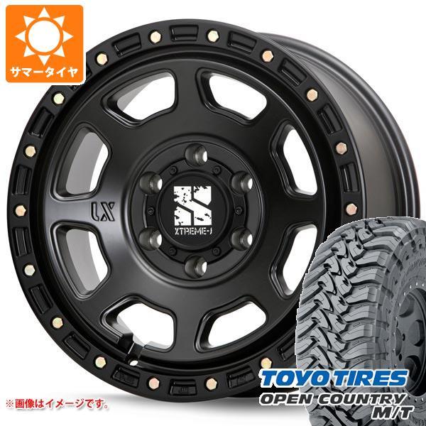日本に サマータイヤ 265/65R17 ブラックレター トーヨー 120/117P トーヨー オープンカントリー M/T 265/65R17 ブラックレター MLJ エクストリームJ XJ07 8.0-17 タイヤホイール4本セット, ヒロネットショップ:4f7f12b2 --- villanergiz.com