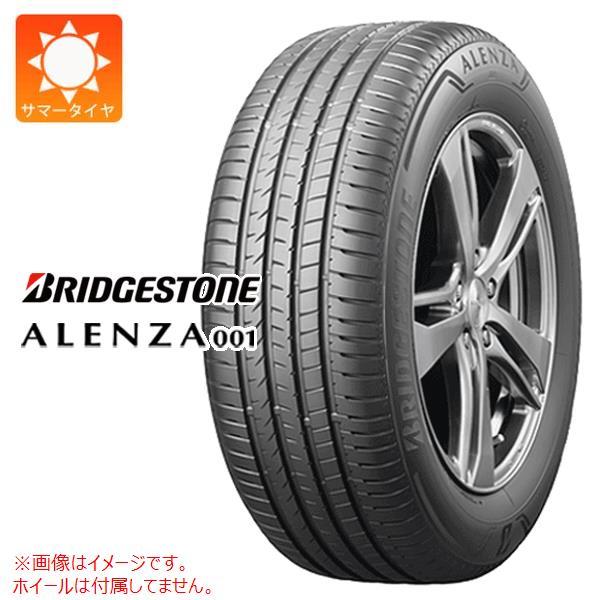 4本 サマータイヤ 235/55R18 100V ブリヂストン アレンザ 001 BRIDGESTONE ALENZA 001