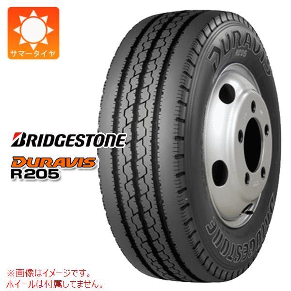2本 サマータイヤ 6.00R15 8PR ブリヂストン デュラビス R205 チューブタイプ BRIDGESTONE DURAVIS R205 【バン/トラック用】