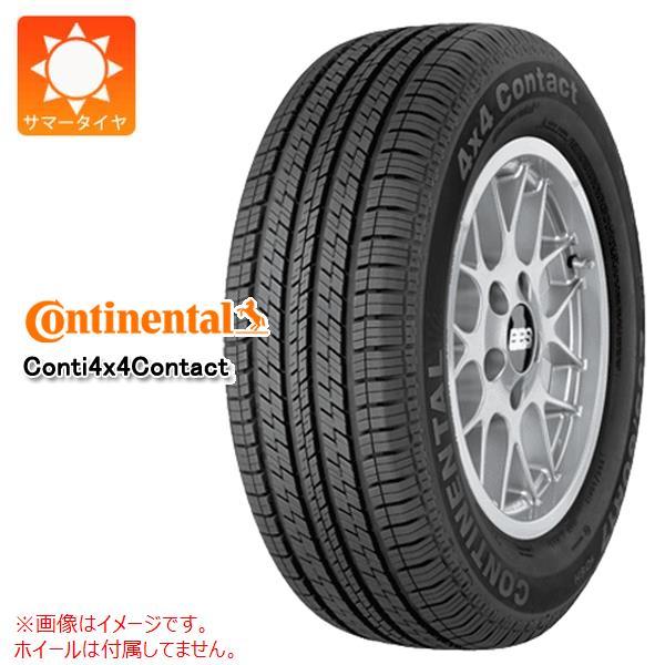 2本 サマータイヤ 265/60R18 110V コンチネンタル コンチ4x4コンタクト MO メルセデス承認 CONTINENTAL Conti4x4Contact