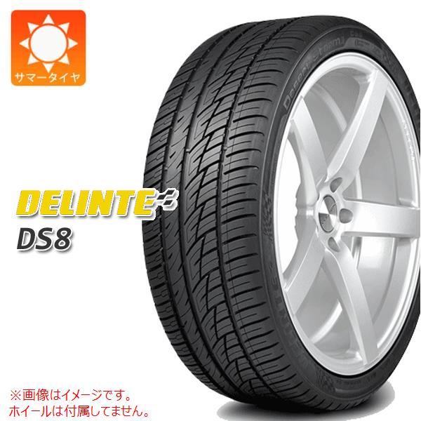 2本 サマータイヤ 245/35R20 95W XL デリンテ DS8 DELINTE DS8