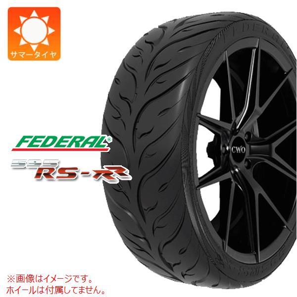 4本 サマータイヤ 245/35R18 92W XL フェデラル 595RS-RR FEDERAL 595RS-RR