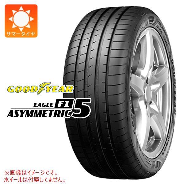 4本 サマータイヤ 225/40R18 92Y XL グッドイヤー イーグル F1 アシンメトリック5 GOODYEAR EAGLE F1 ASYMMETRIC 5