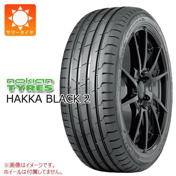 サマータイヤ 285/50R20 116W XL ノキアン ハッカ ブラック2 SUV NOKIAN HAKKA BLACK 2 SUV