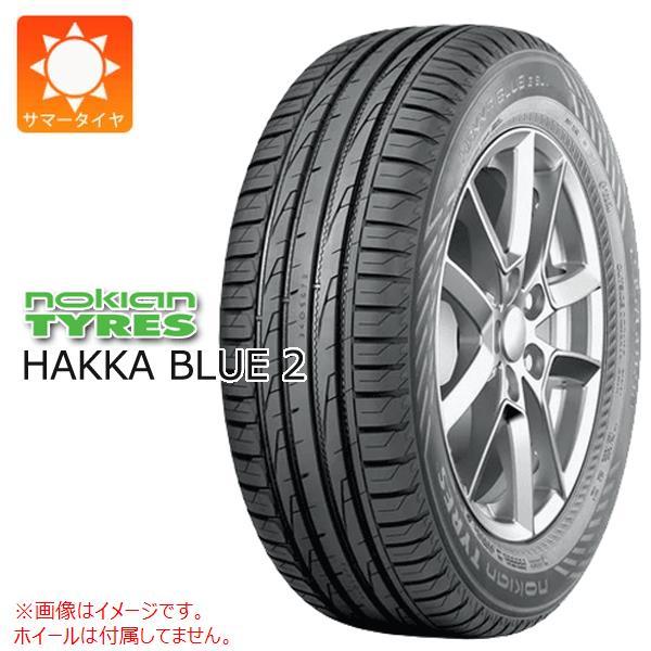 サマータイヤ 225/60R18 104H XL ノキアン ハッカ ブルー2 SUV NOKIAN HAKKA BLUE 2 SUV
