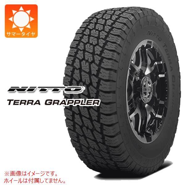 サマータイヤ 285/45R22 114S XL ニットー テラグラップラー NITTO TERRA GRAPPLER[個人宅配送/後払決済不可]